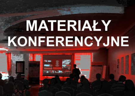materialy konferencyjne